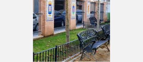 Parque Gabriel Navarro Pradillos Manises