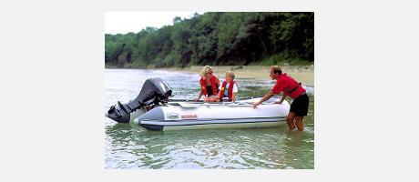 Alquiler de embarcaciones con Ekosnorkel