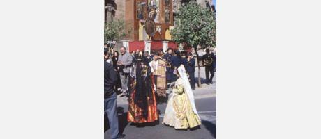 Foto: Festividad de San Vicente Ferrer en Valencia