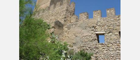 Foto: Castillo de Banyeres de Mariola