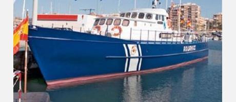 """Patrullero de Vigilancia Aduanera """"Albatros III"""""""