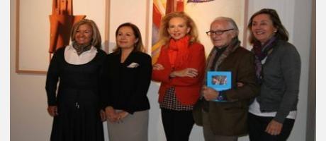 Img 1: Memoria Objeto de Antonio Santacreu en la Sala Municipal de Exposiciones de Valencia