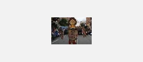 Img 1: Mig Any de los Moros y Cristianos de San Blas 2013