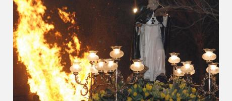 Img 1: San Antón y Media Fiesta de Moros y Cristianos
