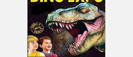 """Img 1: Exposición """"prehistoric tour"""" en Castellón"""