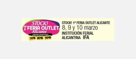 Img 1: I Stock. Feria Outlet Alicante 2013