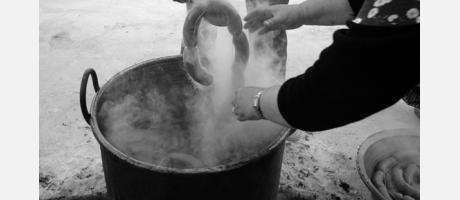 Img 1: II Feria del embutido y el producto tradicional en Xaló.  Vall de Pop