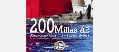 Cartel de la regata