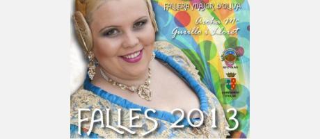 Img 1: PROGRAMA DE FALLAS OLIVA 2013