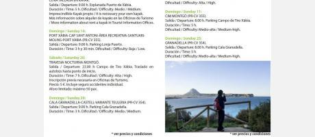 Img 2: Rutas Senderismo 2013