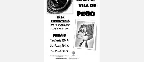"""Img 1: Certamen de fotografía deportiva """"Villa de Pego"""""""