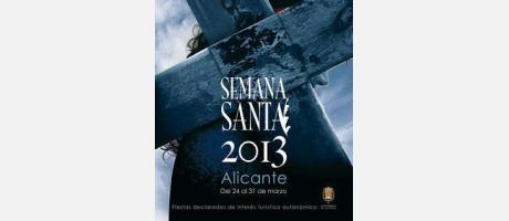 Img 1: Holy Week Alicante 2013