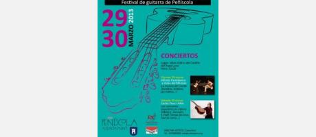 Img 1: XI Festival de Guitarra Hondarribia-Peñíscola