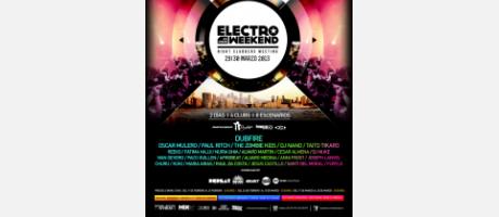 Img 1: Electro Weekend 2013 arriba a Benidorm