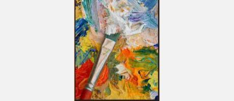 Img 1: Exposición de Pintura