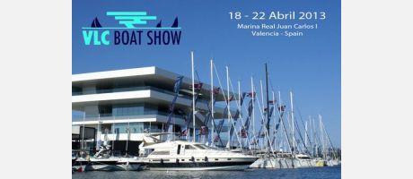 Vlc boat show 2013 Valencia