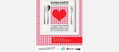 """Img 1: Exposición """"SolidarizArte"""""""