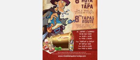 Img 1: 8ª Ruta de la Tapa en Torrevieja