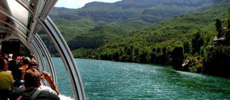Img 1: Disfruta la ruta fluvial de Cofrentes