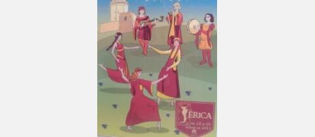Cartel Feria Jerica