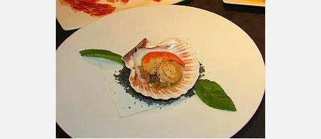 Plato jornadas gastronómicas Torrevieja 2013