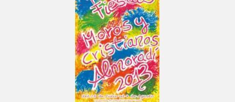 Cartel fiestas Almoradí