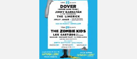 Cartel Summer Music el Campello