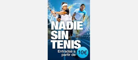 Cartel oficial del Valencia Open 500
