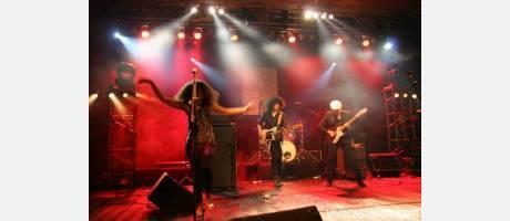 Una actuación en el Sixtiesrockcastellón