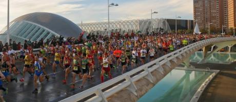 Imagen de la carrera y maratón Divina Pastora