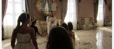 De palacio en palacio