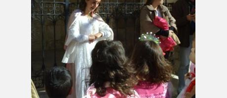 Sumérgete con los más pequeños en la historia de Jaume I por las Calles del Puig