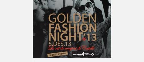Golden Fashion Night