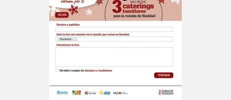 Concurso Facebook Navidad Vacacionismo 2