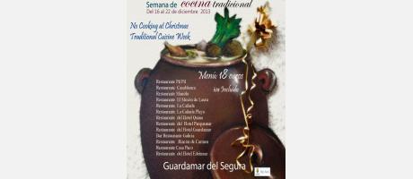 Semana Cocina Tradicional 2013