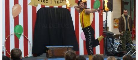 Festival de Circ i Teatre al Carrer