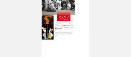 Danza Tradicional: XXXV Aniversario El Cremaller