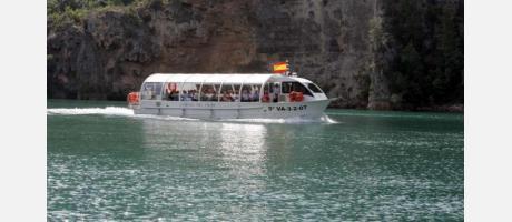 Crucero fluvial con SuAventura