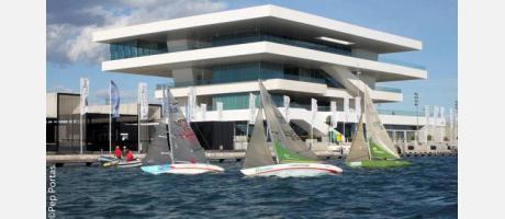Marina Juan Carlos Regata 1 febrero