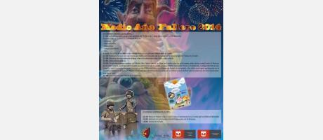Cartel II Medio Año Fallero