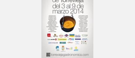 Arroces de Torrevieja. Del 3 al 9 de Marzo 2014