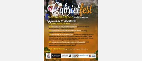 Cartel Cabriel Fest 2014