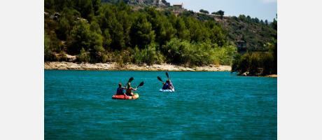 Kayak con Viu Natura