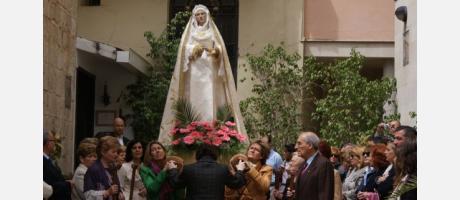 El Encuentro de la Semana Santa