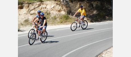 Descenso en bicicleta con Marco Polo Expediciones
