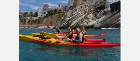 Kayak con Marco Polo