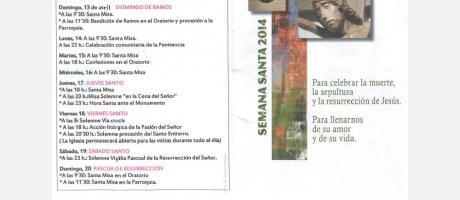 Semana Santa 2014 - El Poble Nou de Benitatxell
