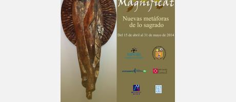 Cartel exposición magnificat