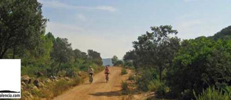 Ruta en mountain bike por la Serra Marxuquera