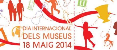 Cartel oficial del día internacional de los museos